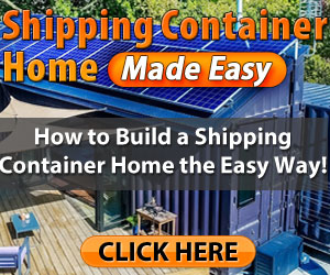Shipping Container Home Made Easy™